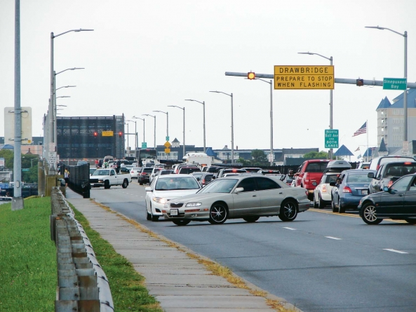 Route 50 Bridge repairs begin early March