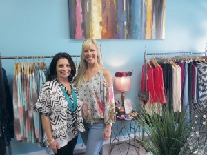 Boutique grows from home biz into niche gallery