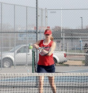 Worcester Prep tennis teams get wins over Decatur