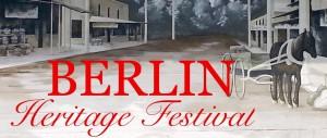 Heritage Festival in Berlin this Sat.