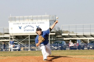 SD baseball team gets wins over SH, Parkside and JMB