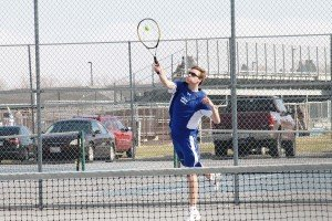 Stephen Decatur tennis teams win season opener