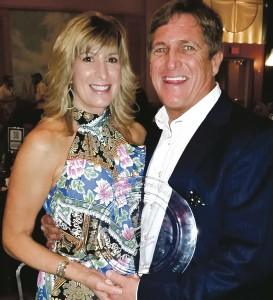 Sunset Grille's Buddy Trala Restaurateur of the Year