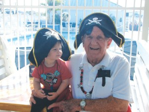 Seventh annual Pirate Party at Sunset Grille, May 15
