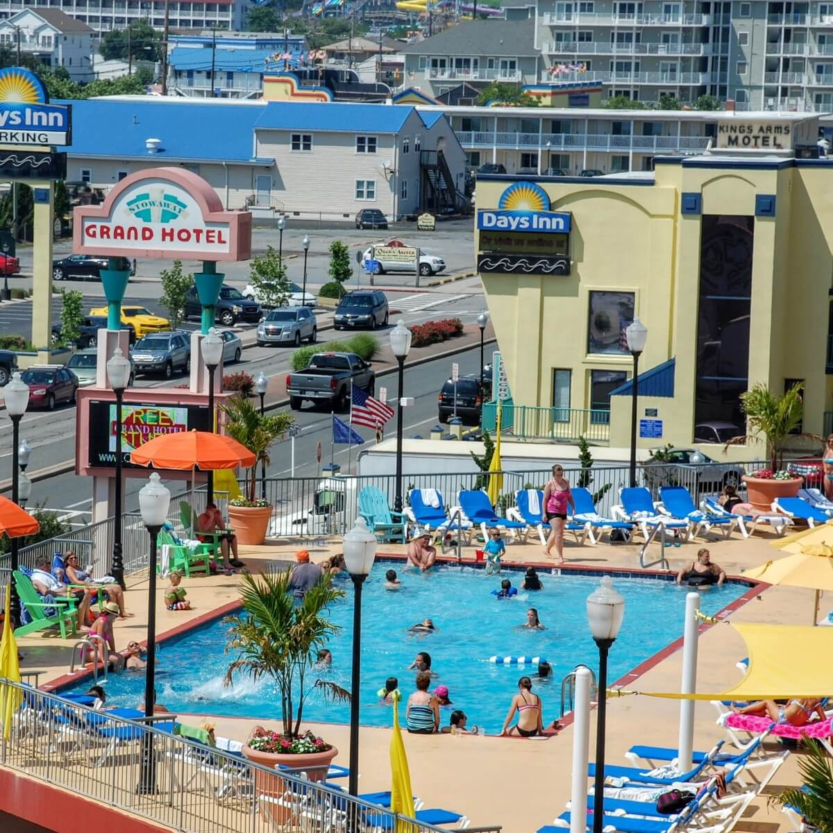Ocean City Hotels >> Hotels In Ocean City Md Photos
