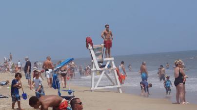 Ocean City Beach Patrol Coverage Reduced As Seasonal Employees Head Home