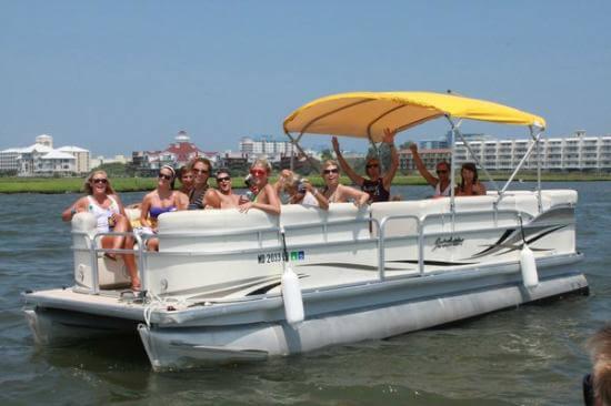 Image result for Boat Rentals Ocean City MD