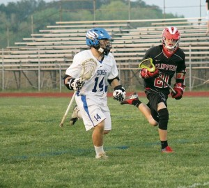Decatur boys' lax season ends in sectional finals