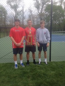 Worcester Prep tennis teams ESIAC champs