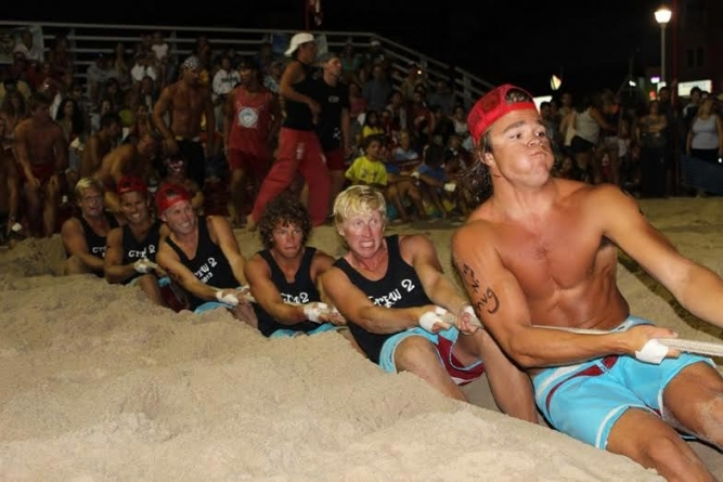 Beach Patrol Competes for Bragging Rights on Saturday, July 25