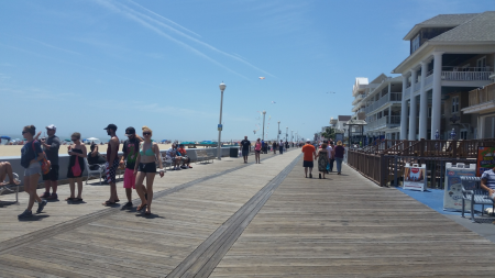 Take a Walk on the Boardwalk (19 Photos)