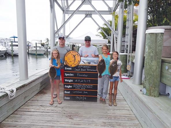 OC Marlin Club's 36th Small Boat Tournament this wknd.