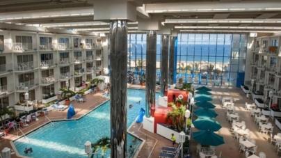 Great Indoor Hotel Pools in Ocean City