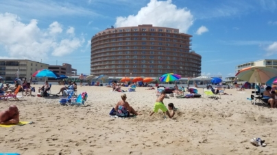 Welcome Back to Ocean City!