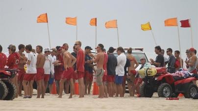Beach Patrol Ready for Summer