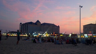 Concerts on the Beach