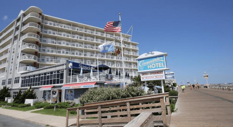 Our Top 10 Ocean City Boardwalk Hotels