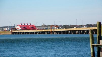 April 6 – Route 50 Bridge in Ocean City closed tonight
