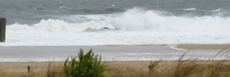 Ocean City and the Nor'easter Day 1 (32 photos)