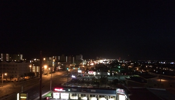 rooftop bar view