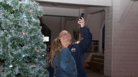 Ocean City Christmas parade, movies and train rides