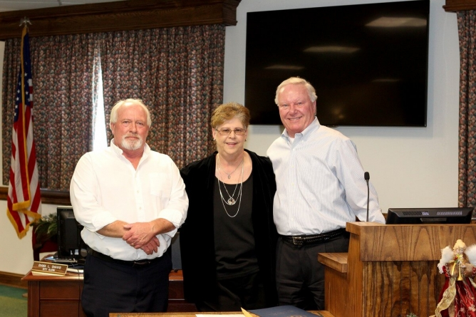 Christy Theodore retires after 31 years of service