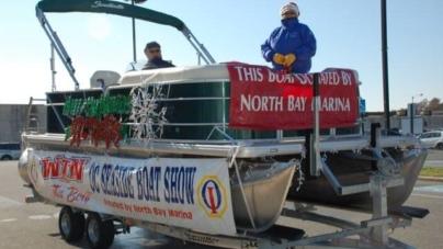 Ocean City Christmas Parade Marches Saturday, Dec. 1
