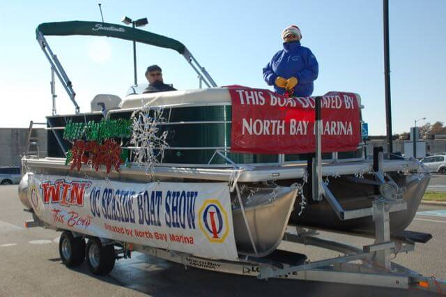 Ocean City Christmas Parade Marches Saturday, Dec. 1