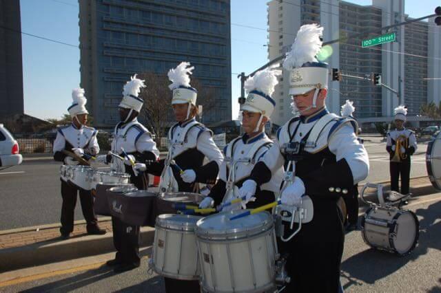 SDHS Drum porps