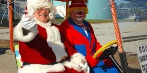 The Ocean City Christmas Parade