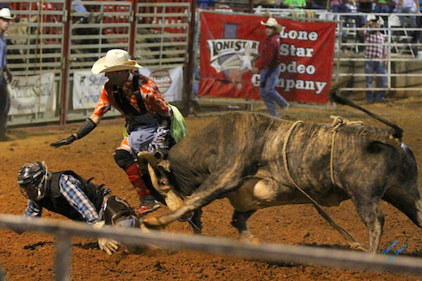 Lone Star Rodeo keeps it interesting