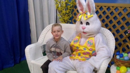 Easter in Ocean City: Hopping down the beach trail