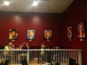 representational art at the globe