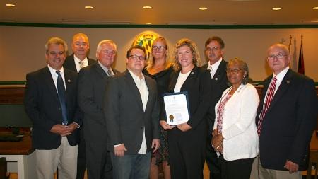 Worcester County recognizes Economic Development