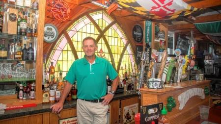 Greg Shockley keeps busy year round at Shenanigans