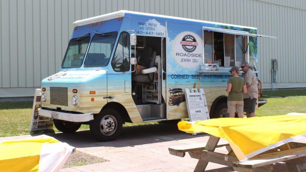 Art's Alive food truck