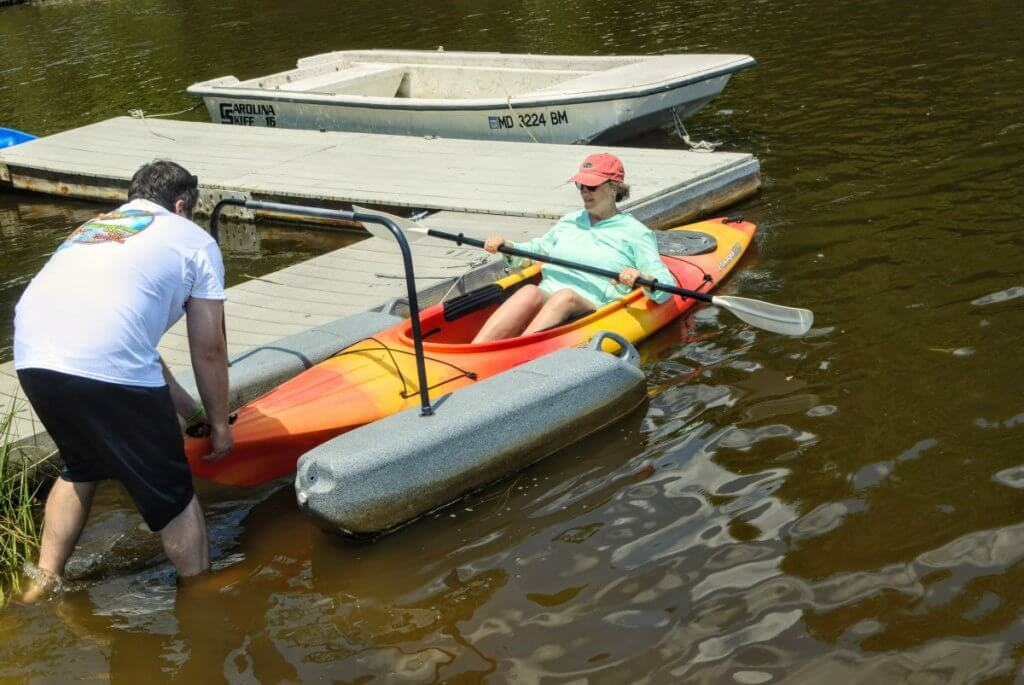 Launch an adventure on Ayers Creek - Ocean City Watersports