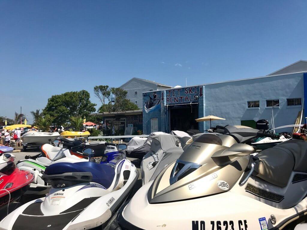 Outside Bayside Boats