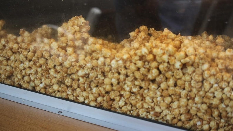 Only in Ocean City: Fisher's is the First Name in Ocean City Popcorn