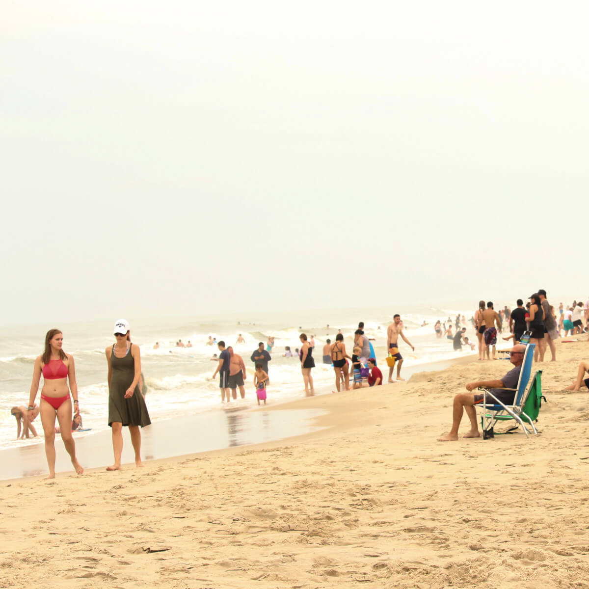 Chincoteauge beach