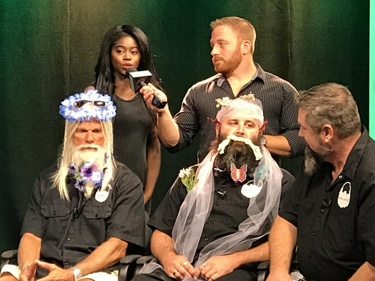 Beard competition