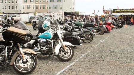 10 pictures from Bike Week Day 1