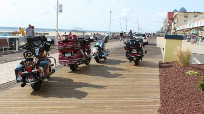5 day trips to make when you're in town for Bike Week