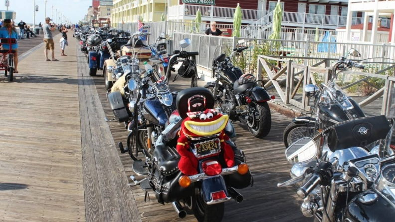 10 photos from the 9/11 Memorial Parade of Brothers Motorcycle Ride