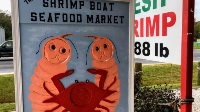 Celebrate 10 years of The Shrimp Boat's restaurant, order the freshest shrimp in Ocean City
