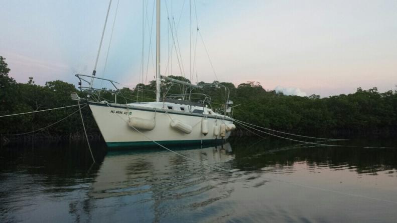 Surviving Irma in the Florida Keys
