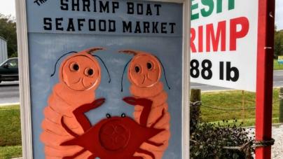 Celebrate 10 years of The Shrimp Boat's restaurant, order the freshest shrimp in Ocean City