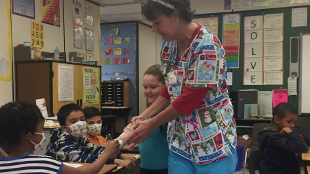AGH works to promote health literacy in Worcester Schools