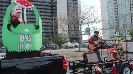 10 photos from the Ocean City Christmas Parade