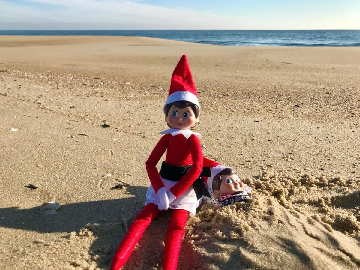 Ocean City elves beach